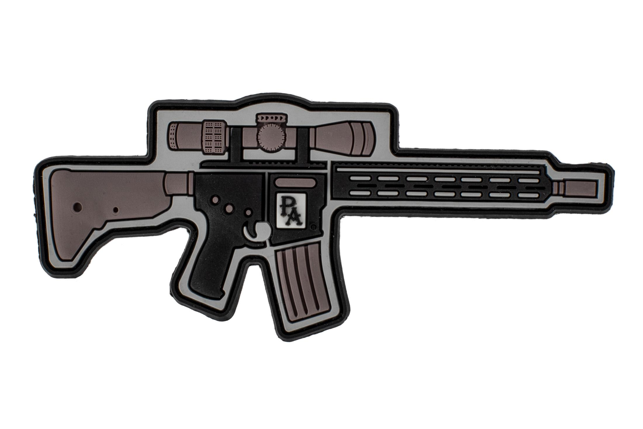 Primary Arms Gun Build PVC Patch