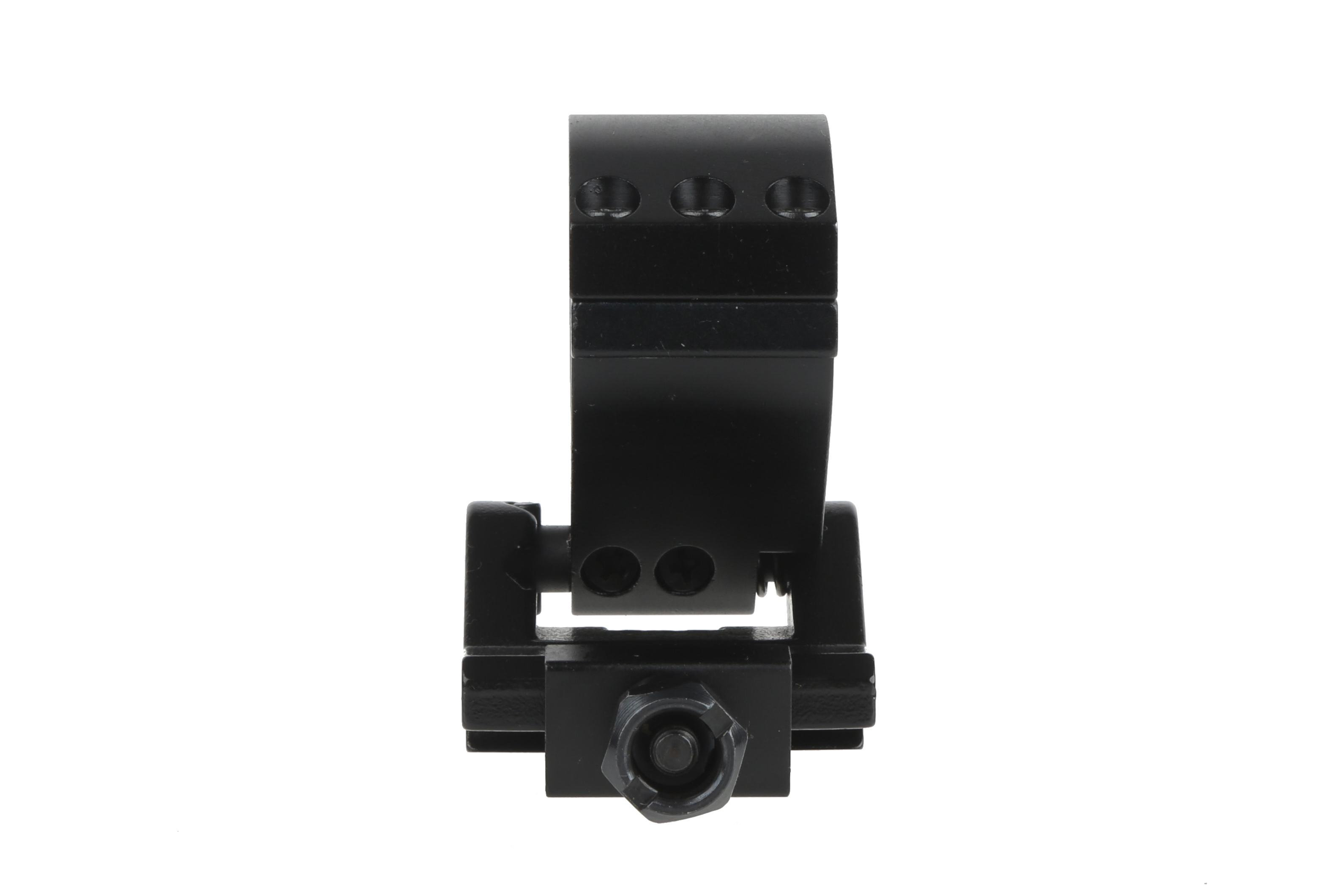 The Primary Arms Flip to Side 30mm magnifier mount attaches to picatinny rails