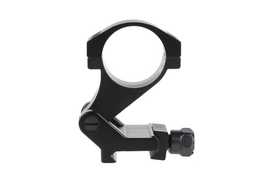 The Primary Arms flip to side mount for red dot magnifiers is quick to use