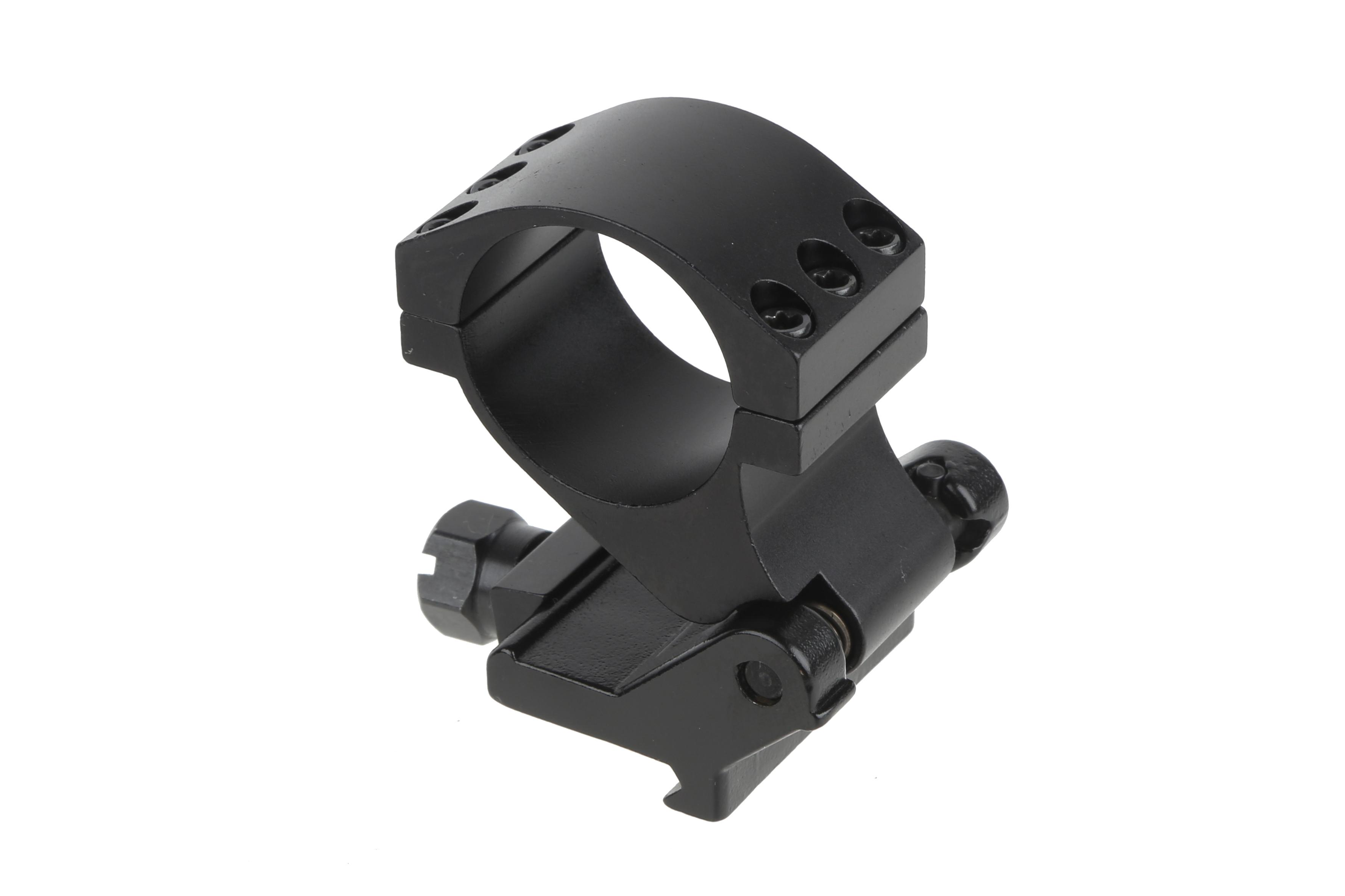 The Primary Arms flip to side magnifier mount is for use with 1/3rd cowitness height red dots