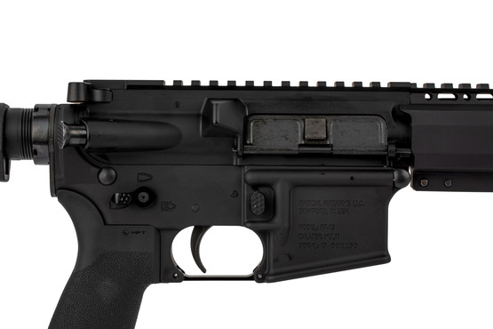 The Radical Firearms 300 Blackout AR-15 Pistol 10.5 features an ambidextrous safety selector