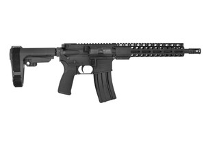 Radical Firearms 5.56 AR Pistol features a forged 7075-T6 aluminum receiver