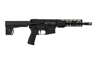 The Radical firearms 300 Blackout AR Pistol features a Primary Arms Exclusive M-LOK handguard