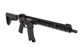 Sionics Patrol Rifle 3 XL features a 16 inch barrel and mid-length gas system