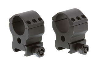 The Primary Arms 1 inch high tactical scope rings come with six torx head screws