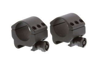 The Primary Arms low 1 inch tactical scope rings allow you to mount your optic close to bore