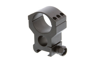The Primary Arms tactical scope ring is for 30mm tubes and allows for a lower 1/3rd cowitness