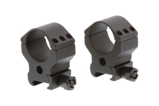 The Primary Arms High 30mm tactical scope rings come in a pair with 6 Torx head screws
