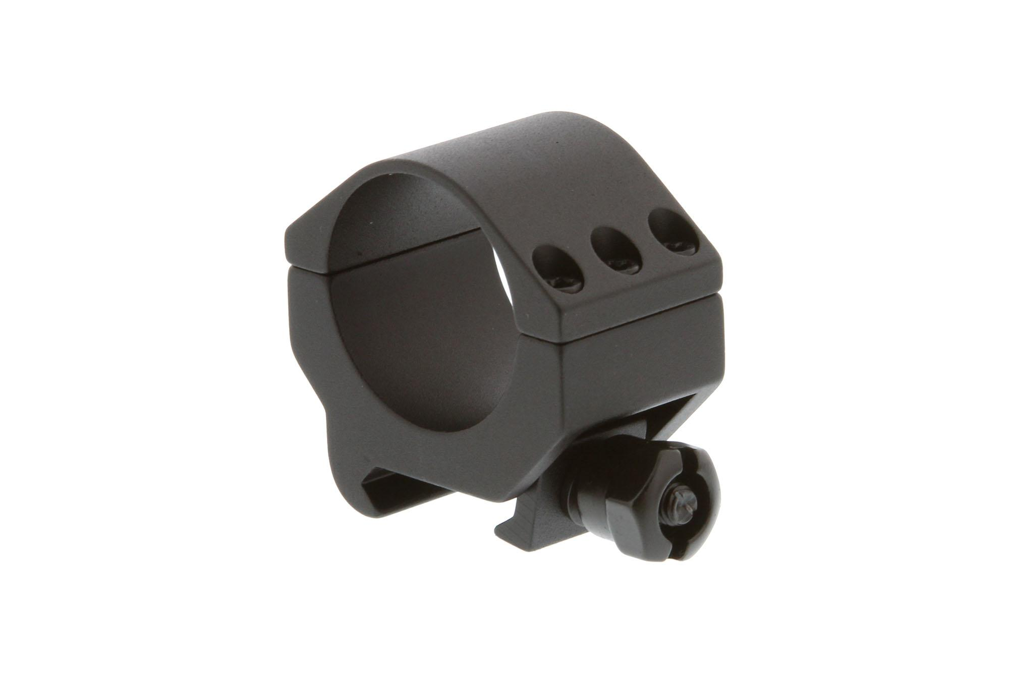 The Primary Arms 30mm low height scope ring is perfect for use on your favorite shotgun or AK