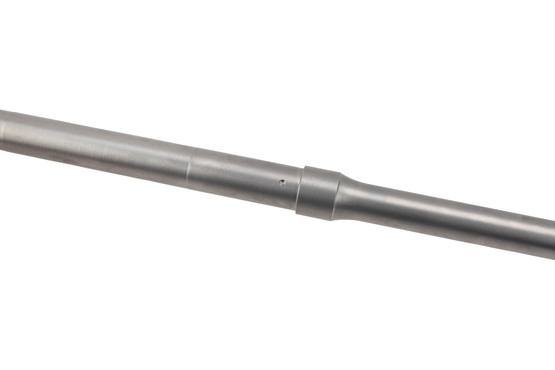 Rosco Manufacutring Purebred AR 15 barrel is 20in 416R stainless steel with a house-made NiB coated barrel extension