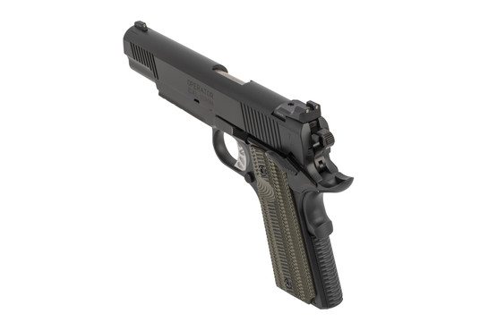 1911 TRP Operator 10mm Pistol from Springfield includes night sights