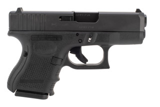 Glock 27 40 S&W sub compact pistol comes with three 9 round magazines
