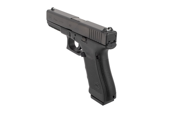Glock 31 G4 pistol features a 10 round capacity in 357 SIG