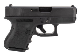 Glock 33 Gen3 pistol is chambered in 357 SIG