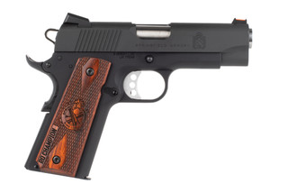 Springfield Armory 1911 range officer champion 45 acp pistol features a 4 inch barrel