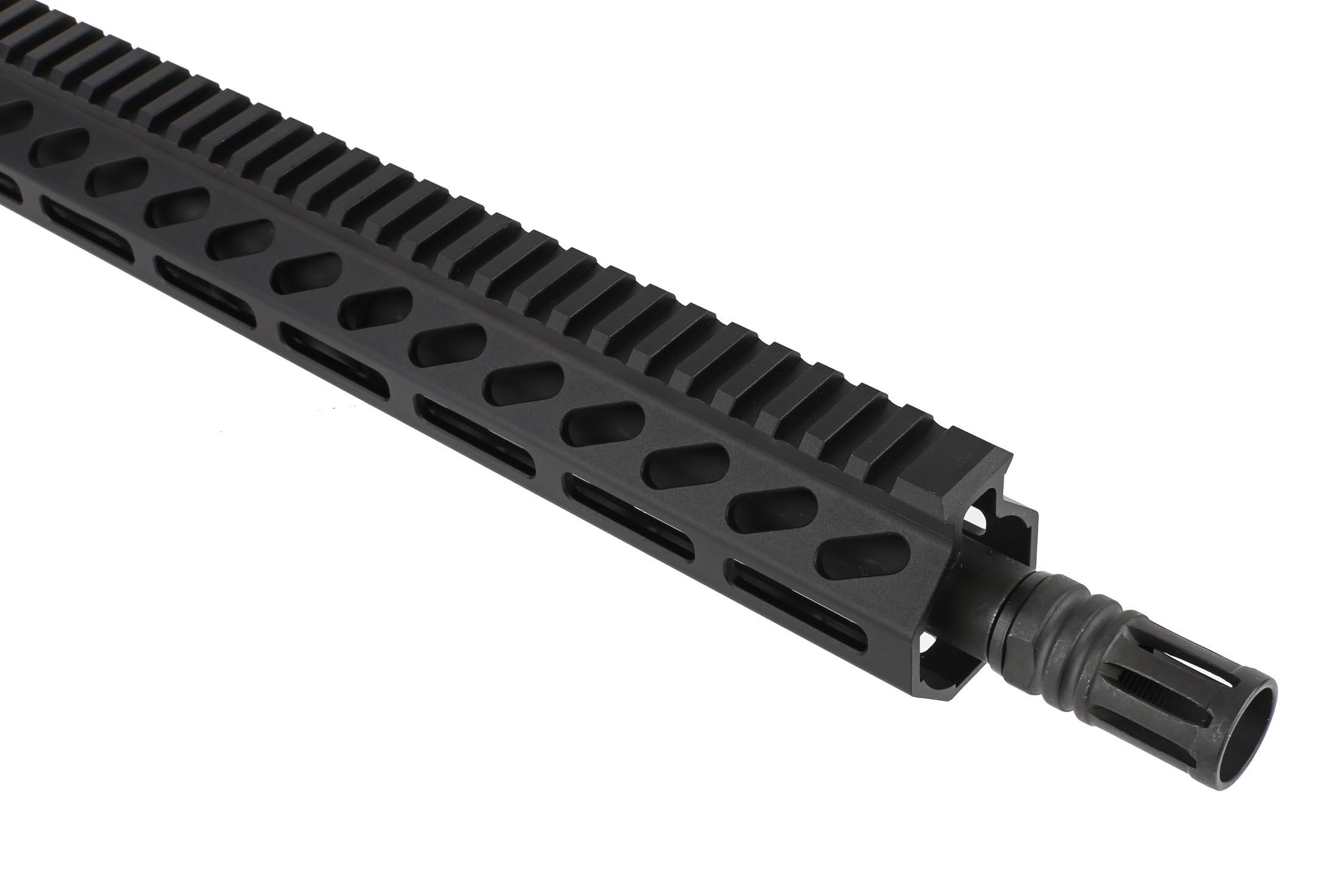 "Anderson Manufacturing 16 300 BLK 1:7 HBAR Complete Upper - 15"" Expo Arms M-LOK Rail"