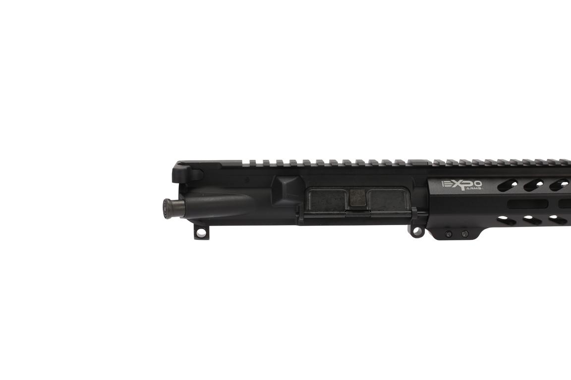 "Anderson Manufacturing 16 5.56 NATO 1:8 M4 Complete Upper - 15"" Expo Arms M-LOK Rail"