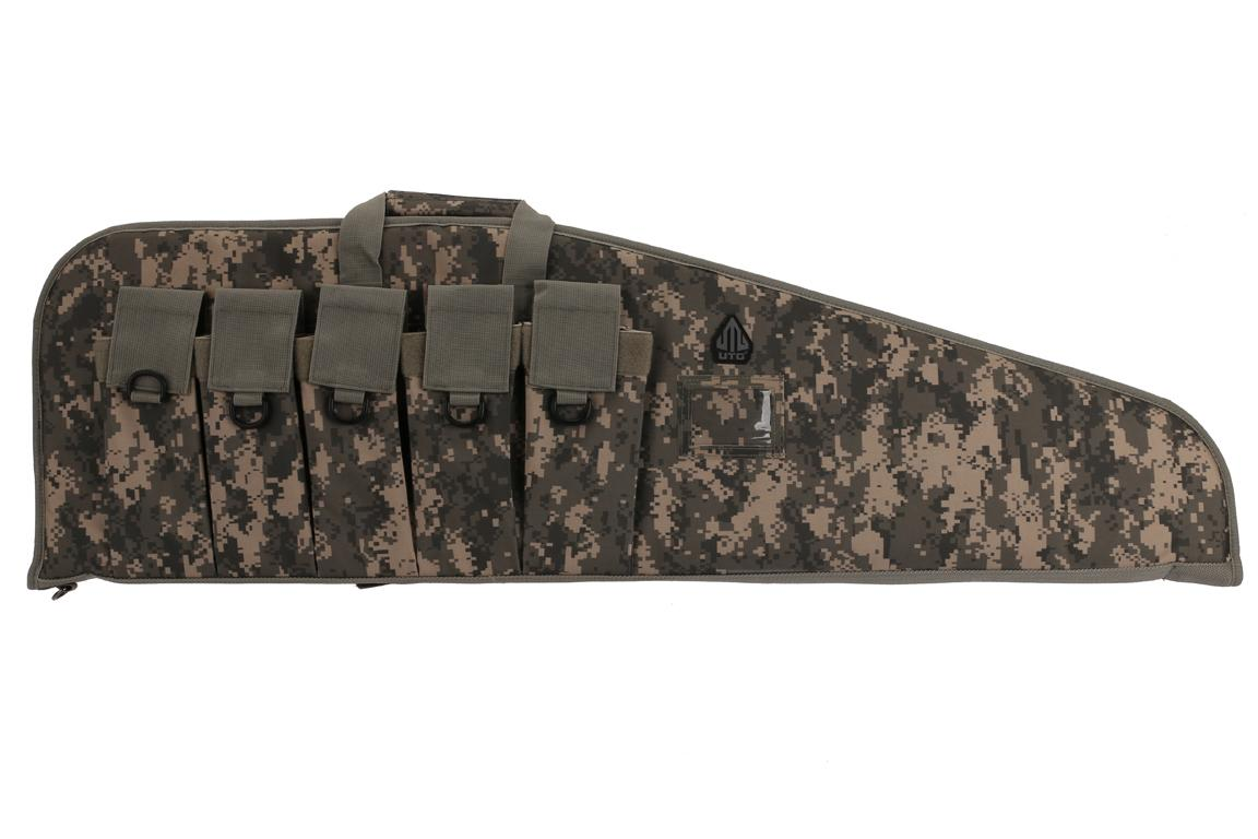 Leapers UTG 42 DC Deluxe Tactical Gun Case - Army Digital