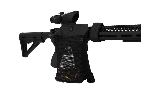 The Leapers UTG AR-15 Mesh Trap Shell Catcher is designed for AR-15 rifles