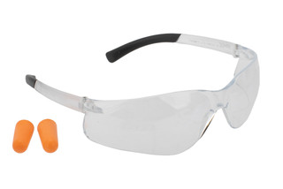 Pyramex ZTEK Eye Protection with DP1000 disposable ear plugs