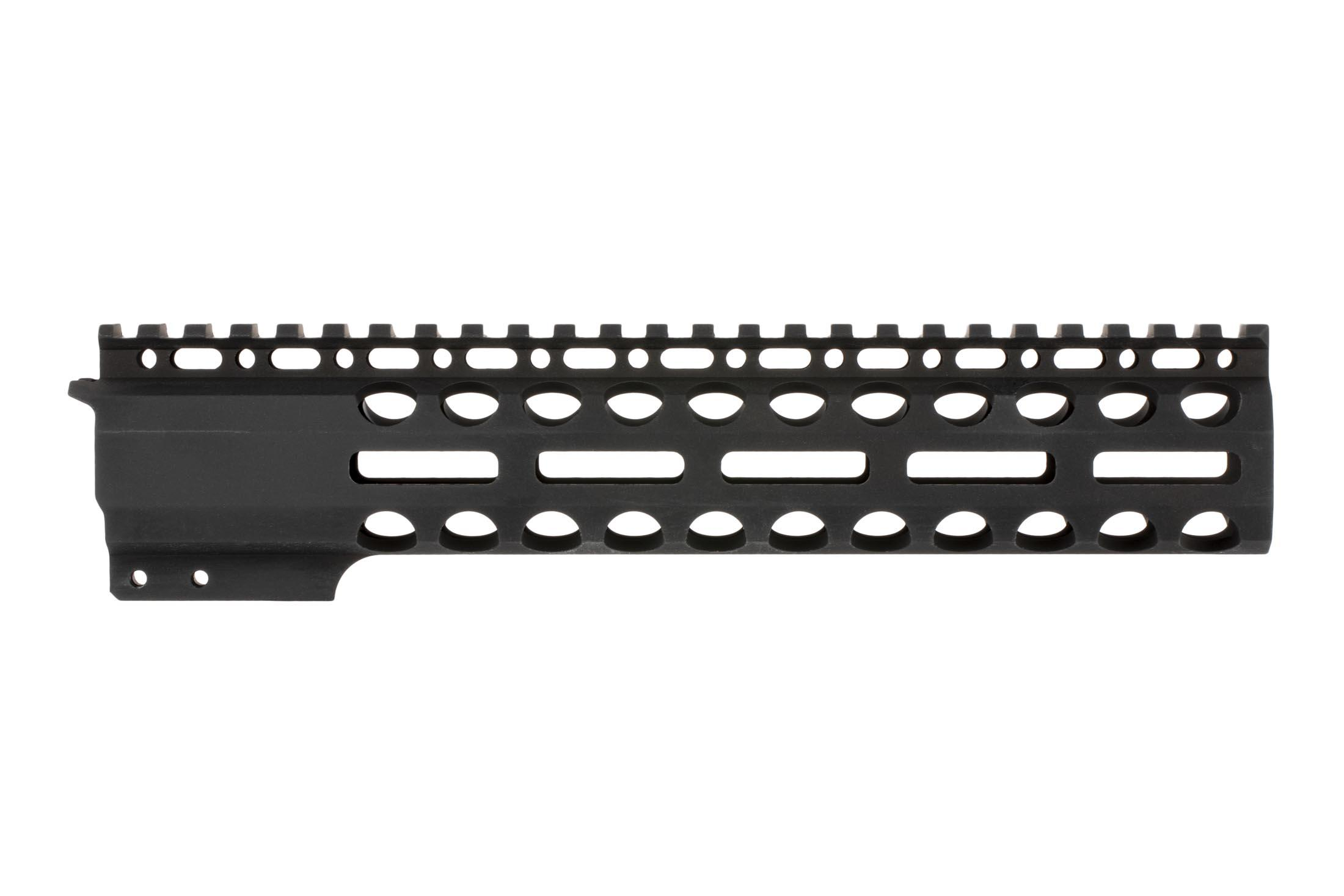 Radical Firearms 10in gen3 Primary Arms Exclusive M-LOK free float handguard features a full-length M1913 Picatinny top rail