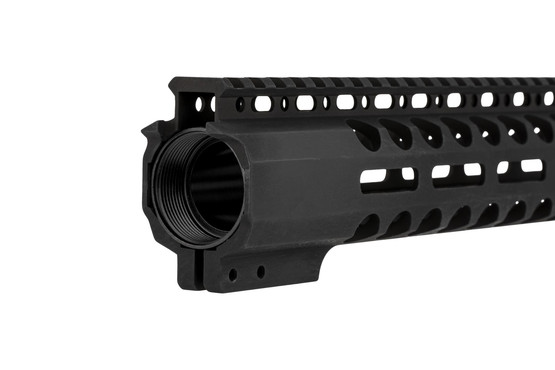 "Radical Firearms 3rd Gen 10"" M-LOK free float Primary Arms Exclusive handguard for the AR-15 with steel barrel nut and full length top rail"