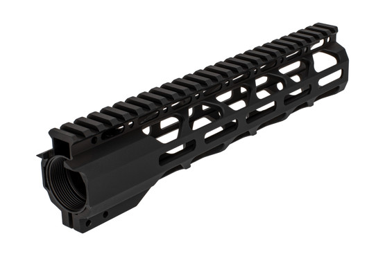 Radical Firearms M-LOK 3rd generation RPR handguard is 10 long and weighs just 7.2 oz