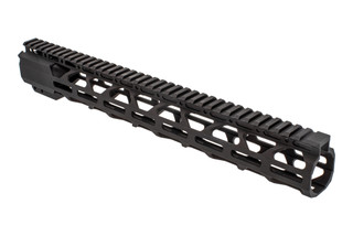 Radical Firearms 15in M-LOK RPR free float handguard is lightweight aluminum with tough anodized finish
