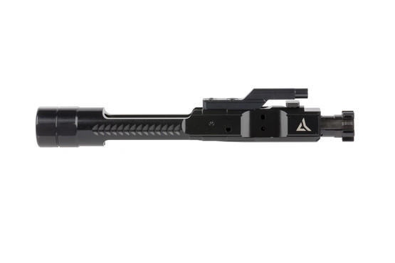 Radian Enhanced AR-15 bolt carrier group features an improved M16 cut carrier to reduce friction but maintain mass