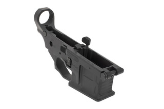 Radian Weapons AX556 Ambidextrous AR15 lower receiver is machined from a billet of 7075-T6 aluminum