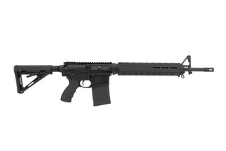 Del Ton Alpha 308 AR10 Rifle features an 18 inch heavy barrel with a Phosphate finish