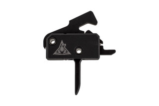Rise Armamaent Super Sporting AR15/AR10 Single stage trigger with flat bow is lightweight, crisp, and drop in