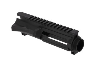 Rise Armament RIPPER billet stripped AR-15 Upper with black anodized finish