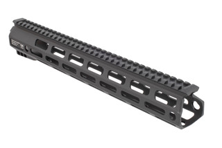 Rise Armament Lightweight M-LOK handguard 13 inch features a free float design