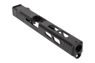 Rival Arms Precision Upgrade A1 Slide with RMR cut is 17-4 PH Stainless steel with a slick salt bath nitride finish.