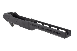 Rival Arms R-22 10/22 chassis is black anodized