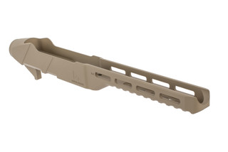 Rival Arms R-22 chassis in flat dark earth