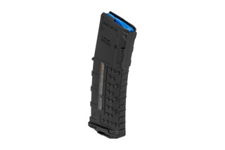 Leapers UTG 30-round AR-15 magazine polymer magazine with window and follower.