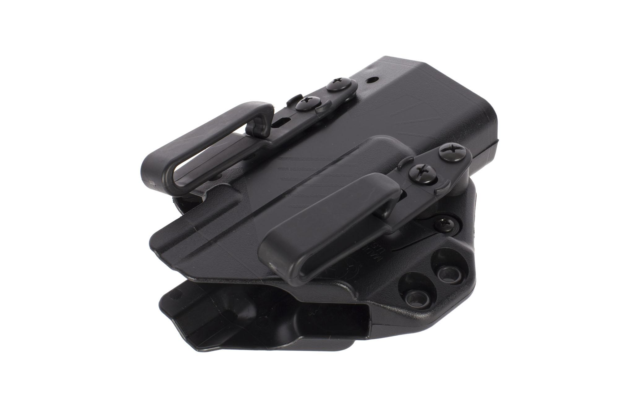 Raven Concealment Systems - Eidolon Basic IWB Holster - GLOCK 19/23/26/27/32/33 - Black