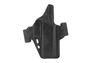 Raven Concealment Holsters designed for the P320 is made from black Kydex