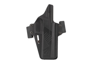 Raven Concealment Systems SIG P320 Holster is made from black Kydex