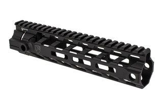 "Fortis Manufacturing REV2 freefloat 9.2"" M-LOK AR15 handguard is compatible with MIL-SPEC barrel nuts"