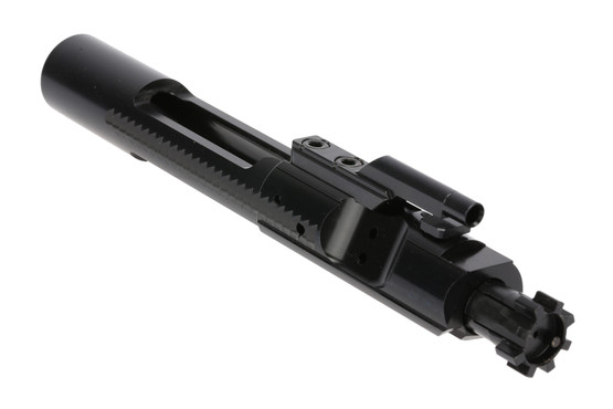 The Radical Firearms 458 SOCOM bolt carrier group features a Melonite finish