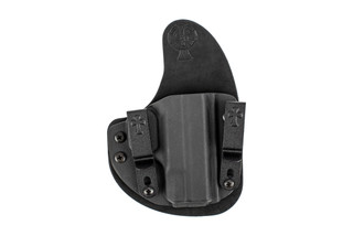 Crossbreed Reckoning P320 Compact holster is designed for IWB appendix carry