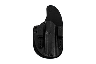 Crossbreed Holsters M&P Shield Reckoning holster is designed for inside the waistband carry