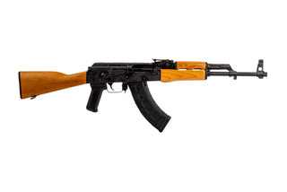Century Arms WASR-10 7.62x39mm Romanian AKM with wood furniture and 30-round magazine