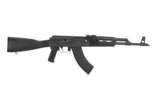 Century Arms VSKA 7.62x39 AK-47 Rifle is American Made and features black synthetic furniture