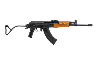 Century Arms WASR-10 AK47 is imported from Romania and features a side folding stock