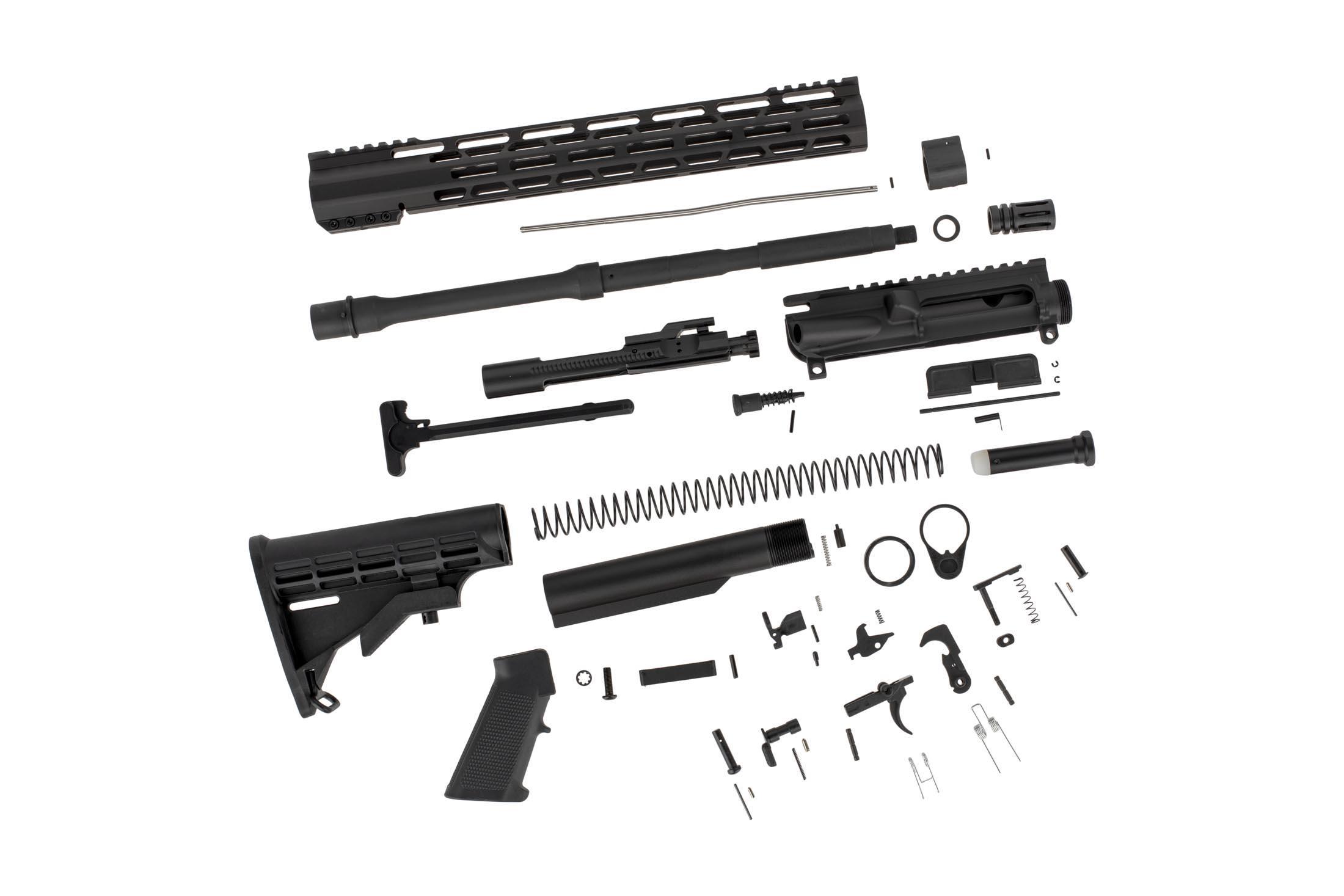 TacFire AR-15 Build Kit Minus Lower - 16