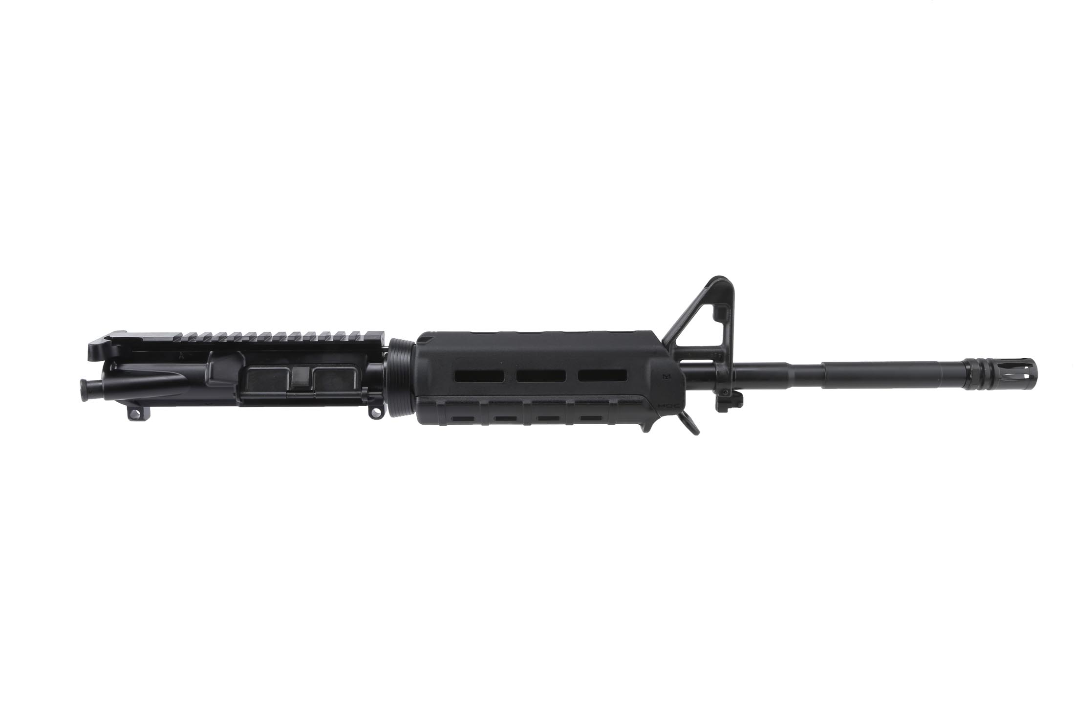 Del-Ton 5.56 M4 Rifle Kit with Magpul Furniture and M-LOK Handguard Black - 16